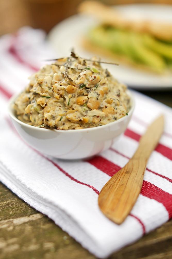 The Chubby Vegetarian: Vegetarian Tuna Salad