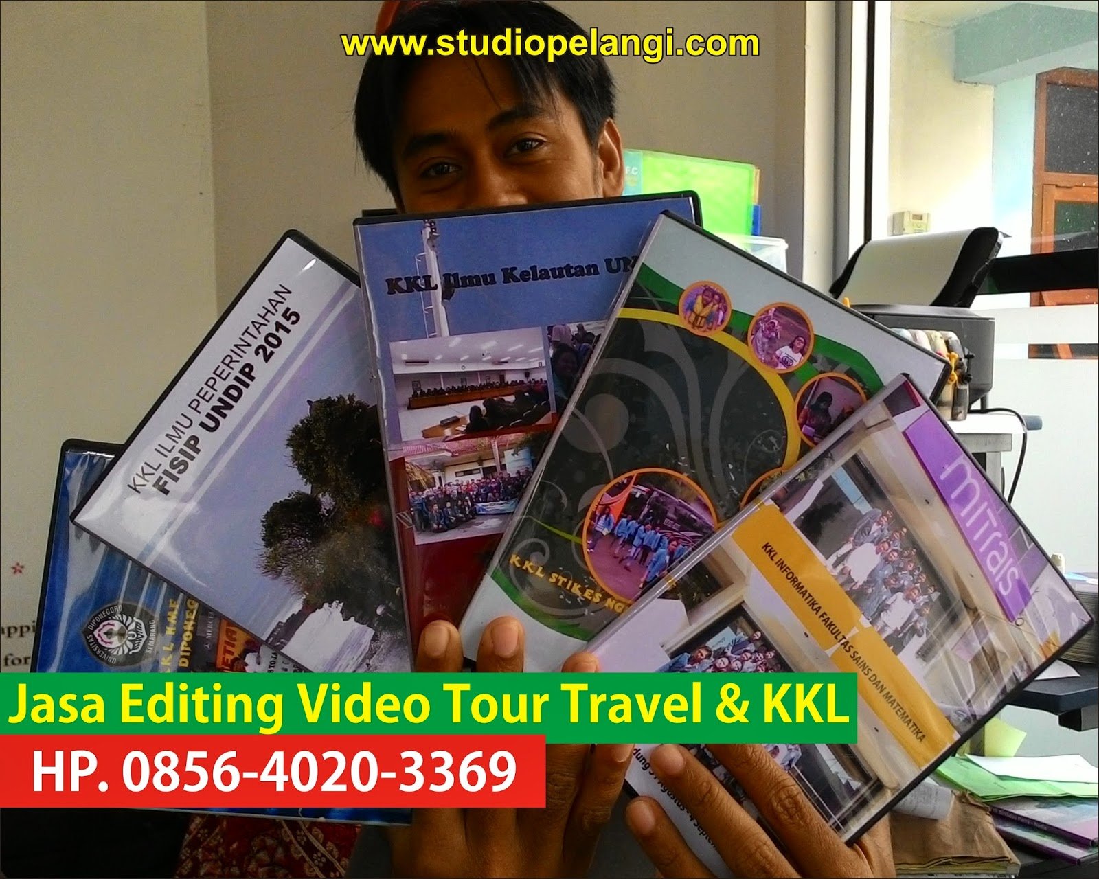 jasa editing video tour and travel semarang