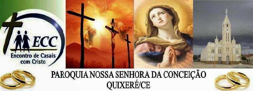 ECC de Quixeré a serviço do Rei Jesus Cristo.