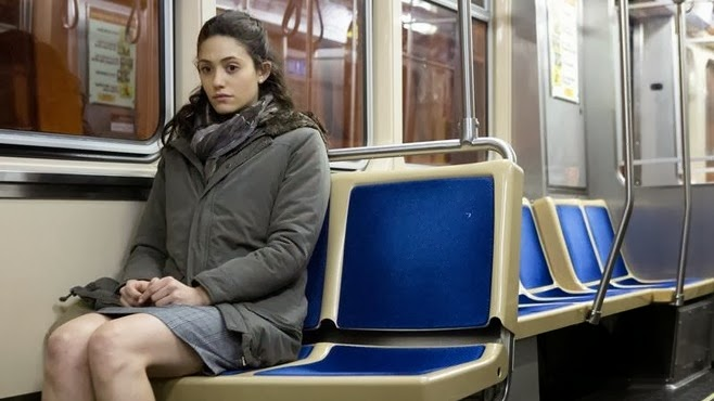 Review del capítulo 4x04 de Shameless US, Strangers on a train.