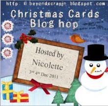 Christmas Cards Blog Hop