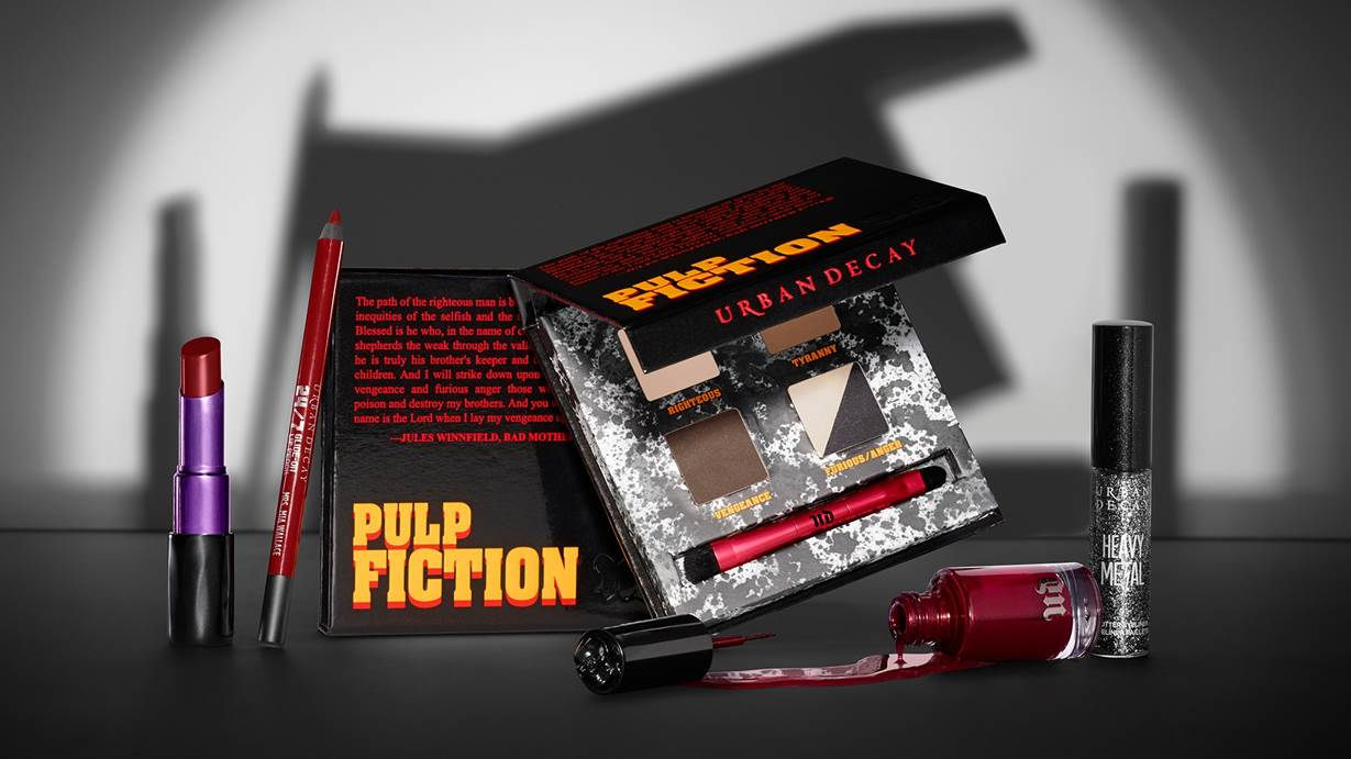 Preview: Urban Decay Collezione Pulp Fiction