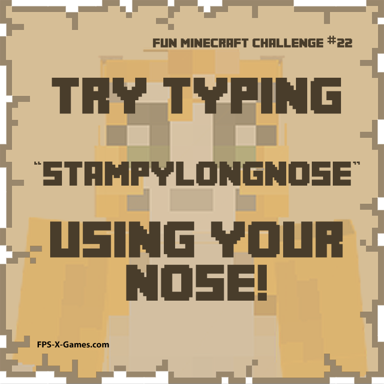 minecraft stampylongnose coloring pages - photo#21