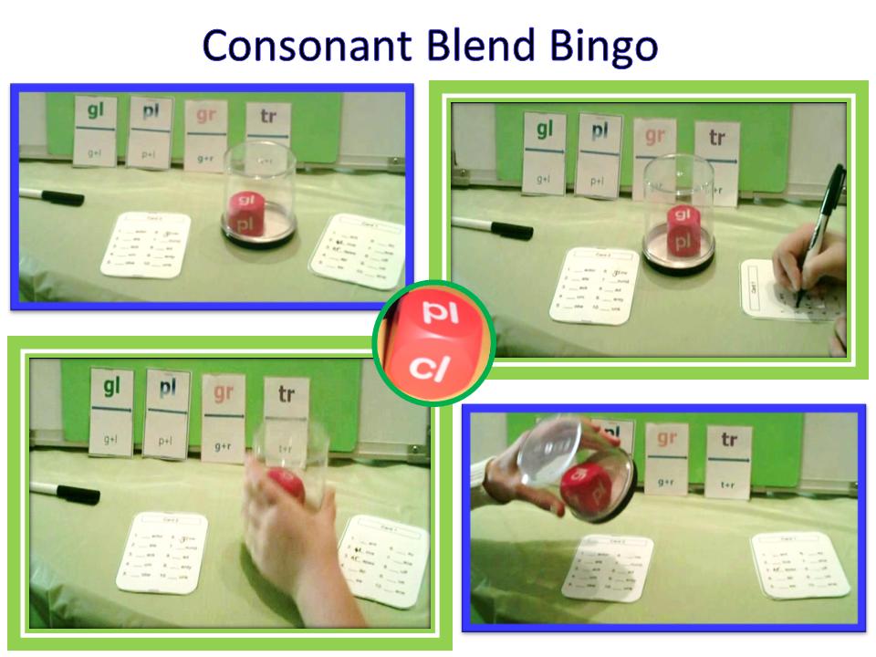 1st grade consonant blends worksheets