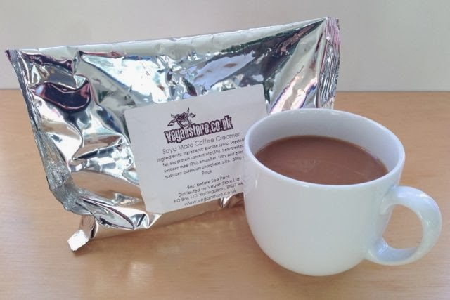 Soya Mate Dairy-Free Vegan Coffee-Creamer