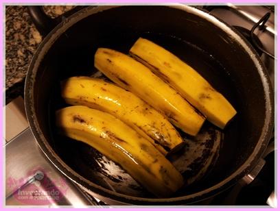 Receita de purê de banana da terra