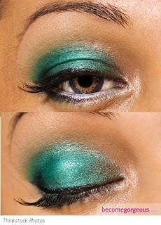 2013 Yeni Göz Makyajı Trendleri
