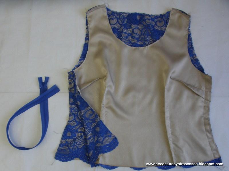 Как сшить кружевное платье с подкладкой своими руками