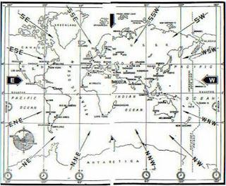Astronout Neil Amstrong telah membuktikan bahwa kota Mekah adalah  pusat dari Planet Bumi Ka'bah Sebagai Pusat Bumi