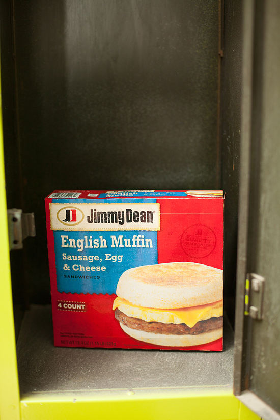 Here&Now: Jimmy Dean Breakfast sandwiches