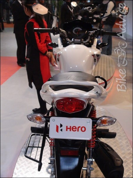New Bike In India Hero Ignitor 125cc Review Photo And Full
