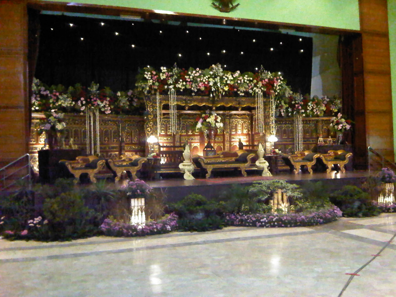 Caraka loka wedding