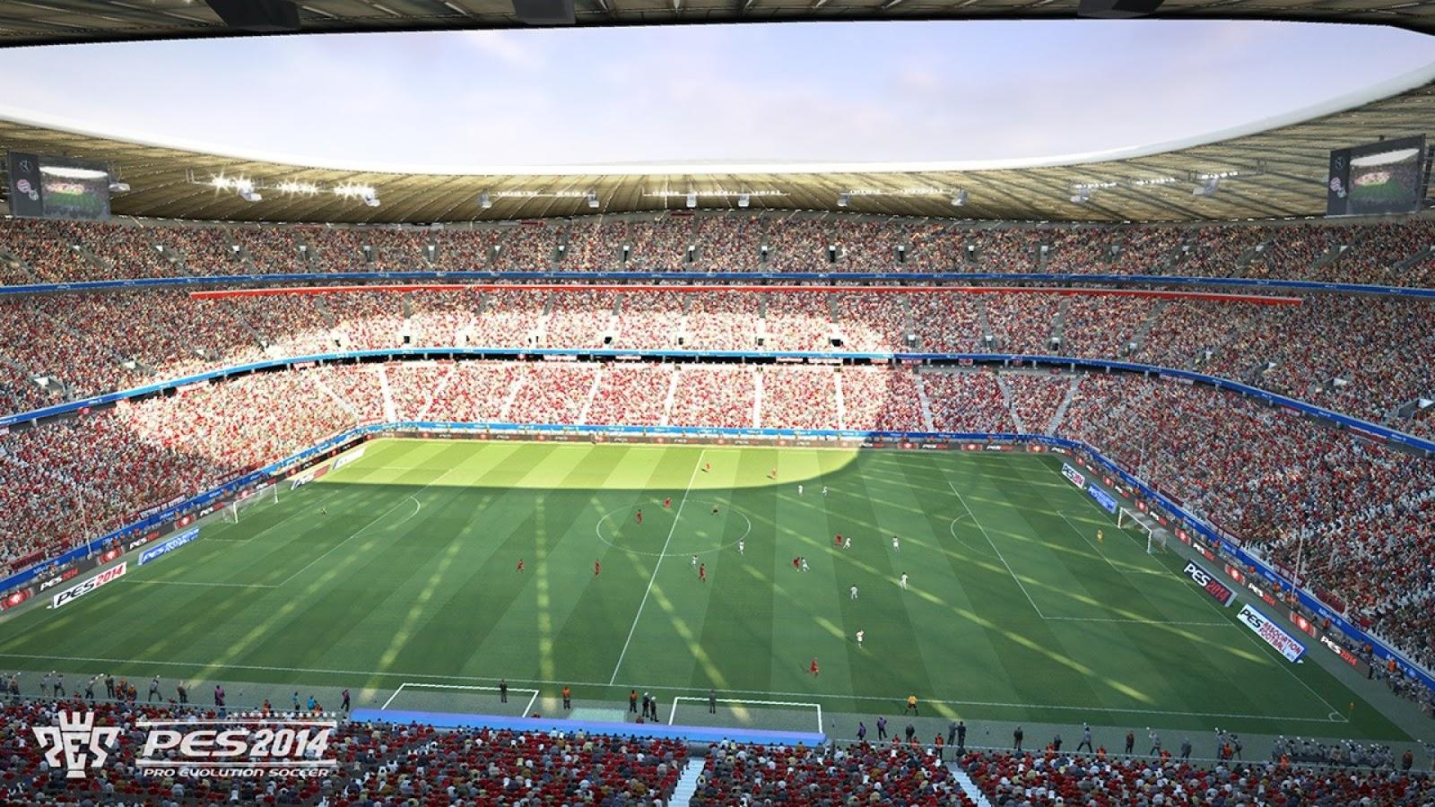 Liberadas cinco novas imagens do Pro Evolution Soccer 2014 no período da E3