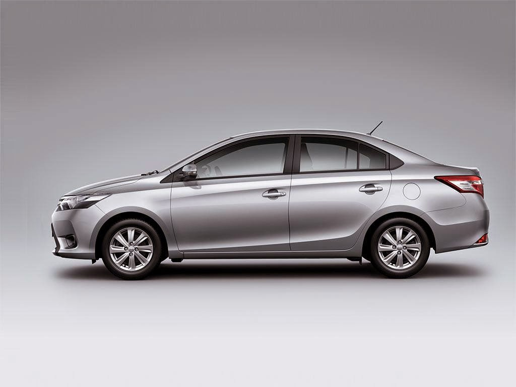 Toyota All New Vios 2014 Review