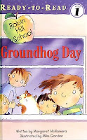 bookcover of GROUNDHOG DAY  by Margaret McNamara
