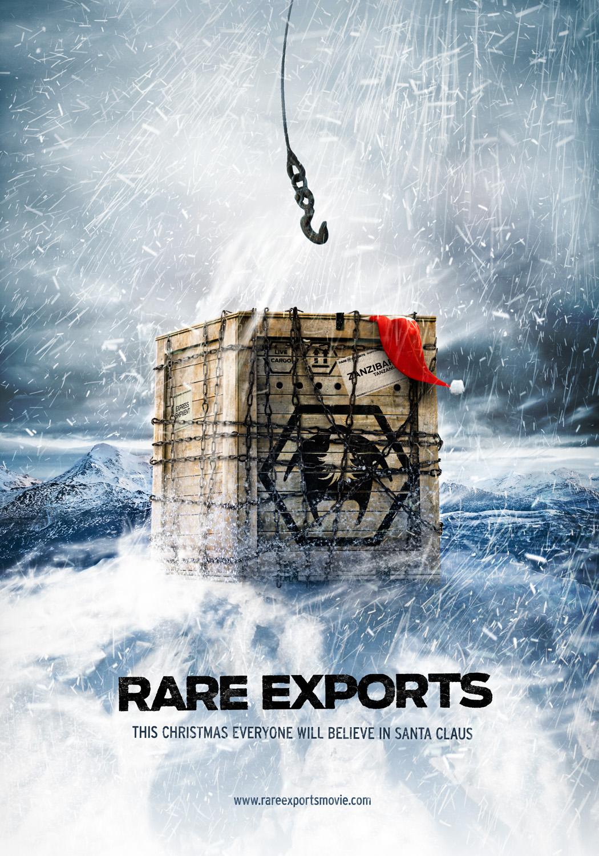 teaser poster de Rare Exports