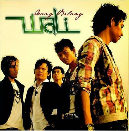 Album Wali Orang Bilang (2008)
