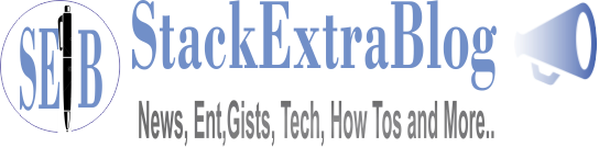 Welcome to StackExtra's Blog
