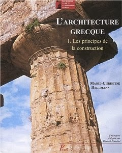 L 39 architecture grecque tome 1 les principes de la for Architecture grecque