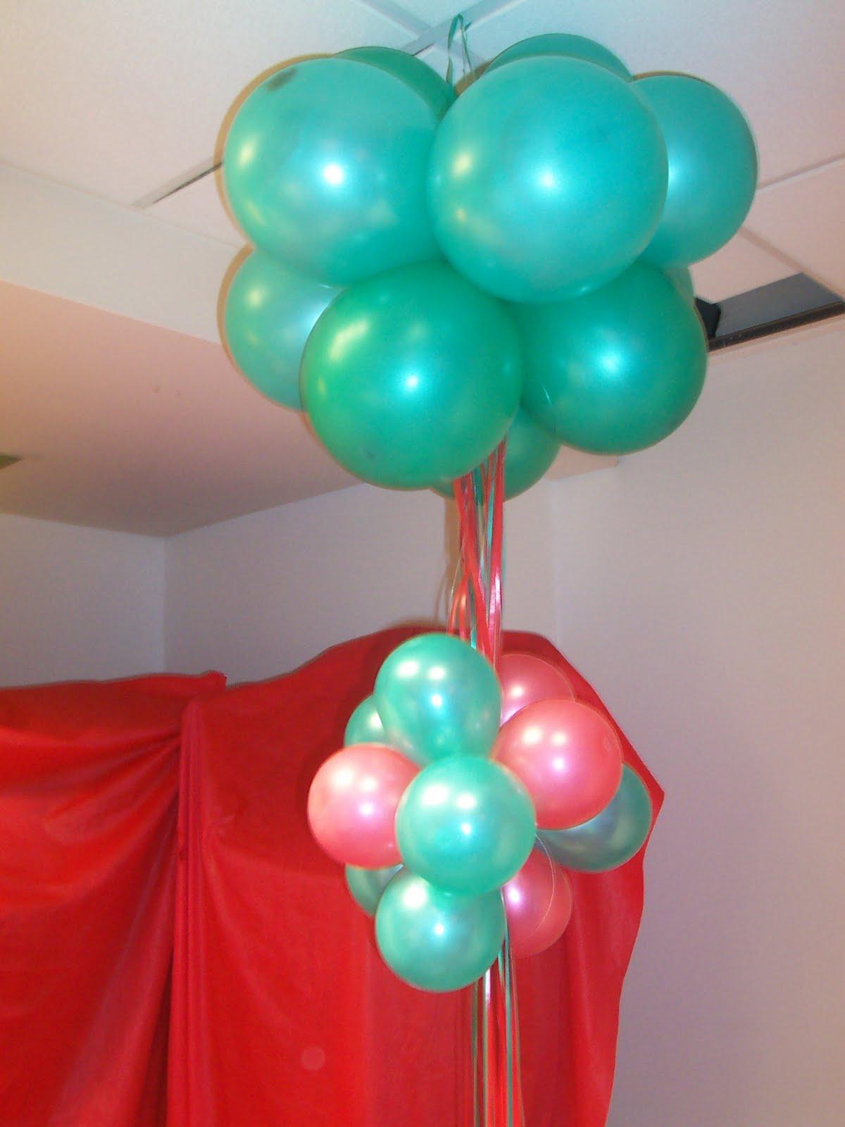 ornamentaci n con globos imagui
