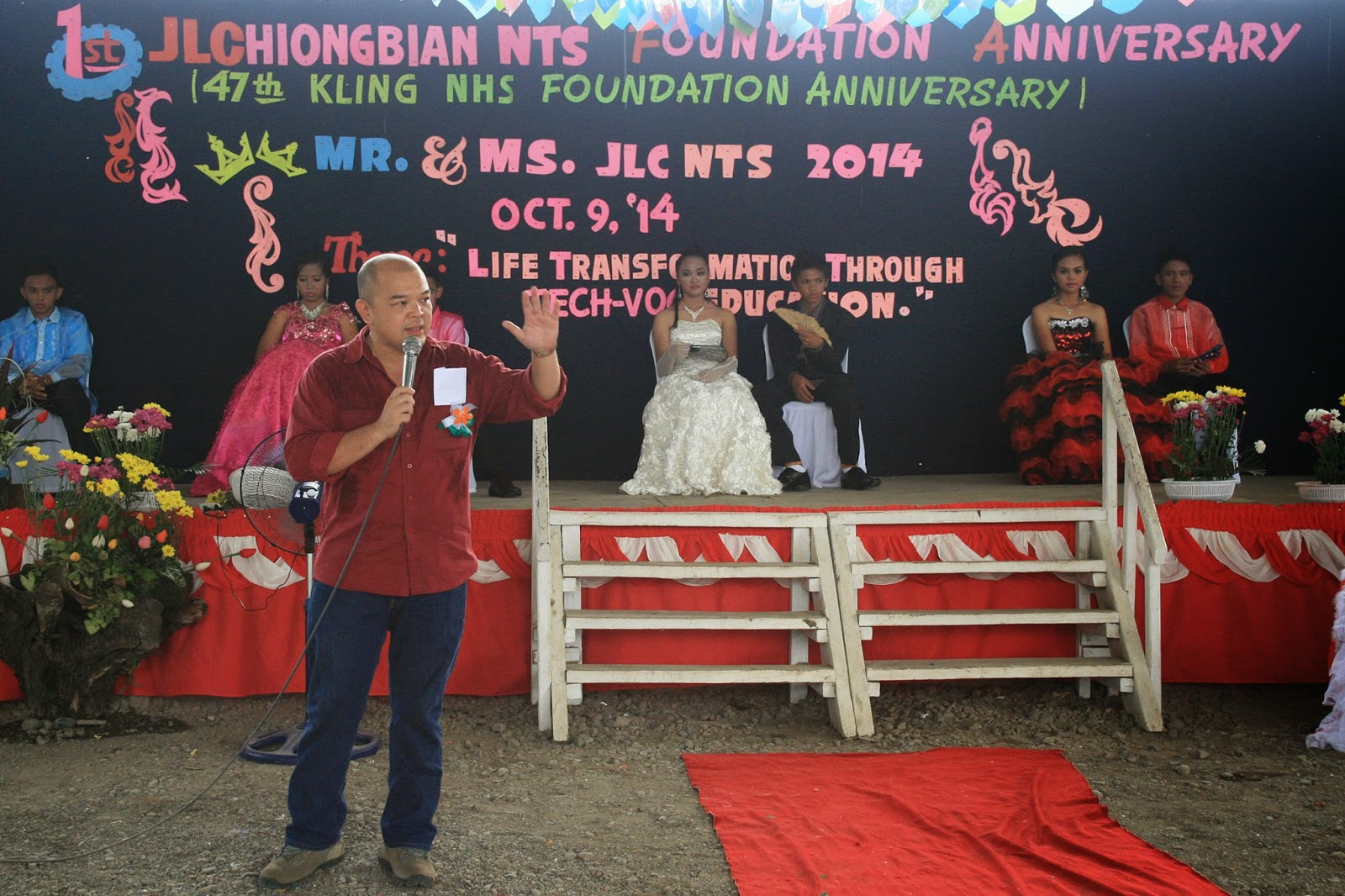 sarangani today james l chiongbian nts is top tech voc school in steve chiongbian solon lauds james l chiongbian national trade school nts formerly kling national high school for being the number one technical