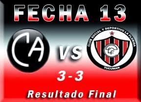 FECHA 13