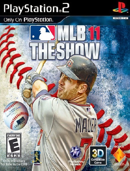 MLB 11: The Show Ps2 Iso Ntsc www.juegosparaplaystation.com