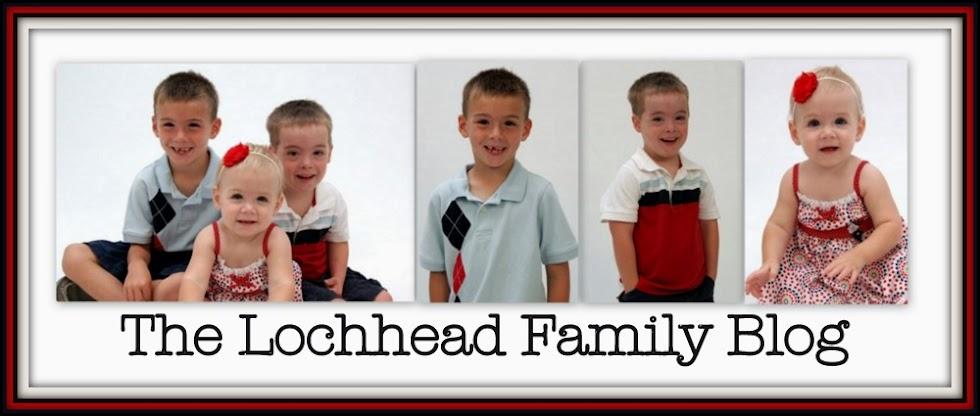 Lochhead Family Blog