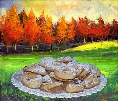 I dolci del pittore