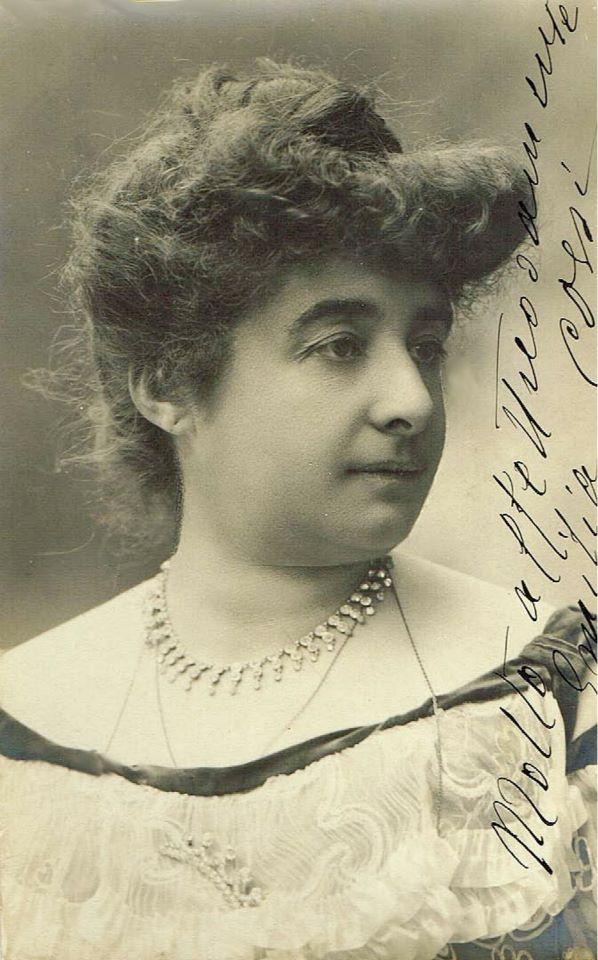 ITALIAN SOPRANO EMILIA CORSI (1870 - 1928) CD