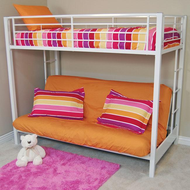 Store Of Modern Furniture In Nyc Blog White Twin Futon Bunk Bed