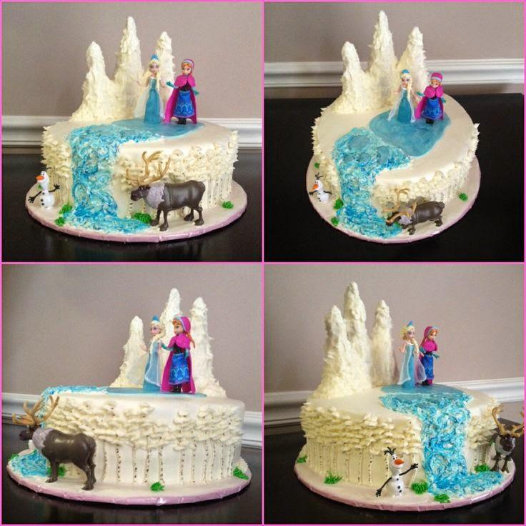 Decorating Ideas > Frozen Theme Cakes Athena Miels Balloons, Bubbles And  ~ 235854_Cake Decoration Theme Ideas