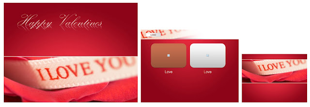 Valentine's Day PowerPoint Templates 3