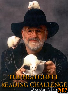 The Pratchett Reading Challenge 2012