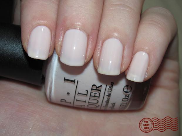 daily nail opi femme