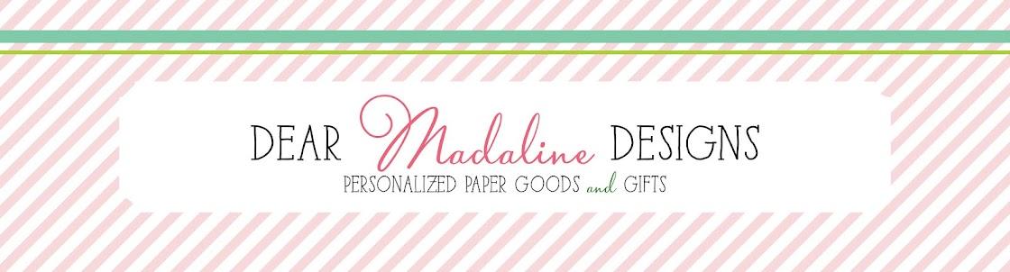 dear madaline designs