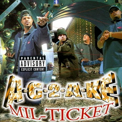 A-G-2-A-Ke – Mil-Ticket (1998) Flac