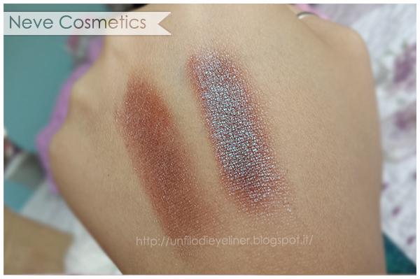 Swatch Neve Cosmetics: Camaleonte