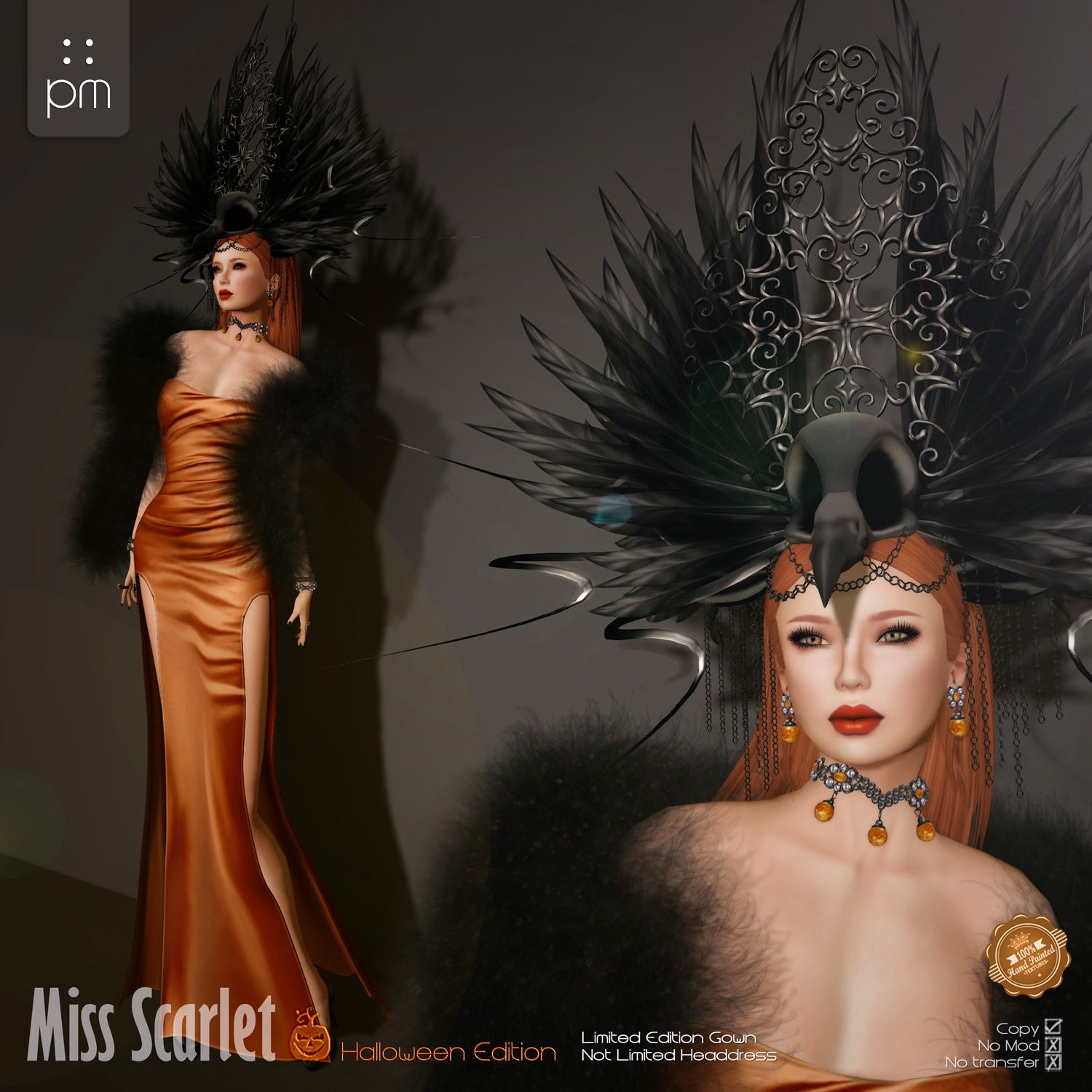 https://marketplace.secondlife.com/p/PM-Miss-Scarlet-Dress-Flying-Spirit-Headpiece/6517767