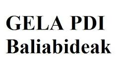 Gela PDI