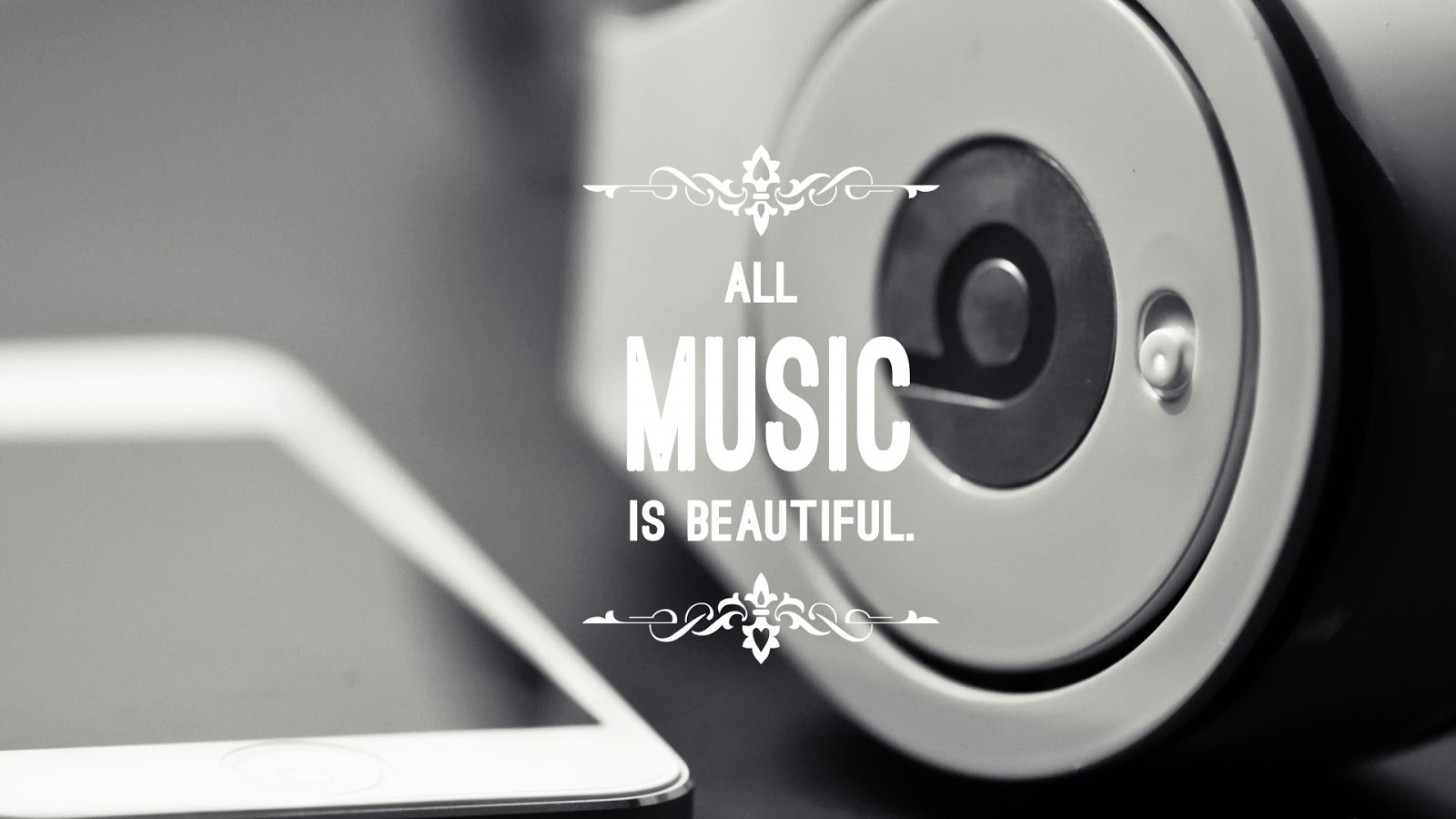 Music is Beautiful