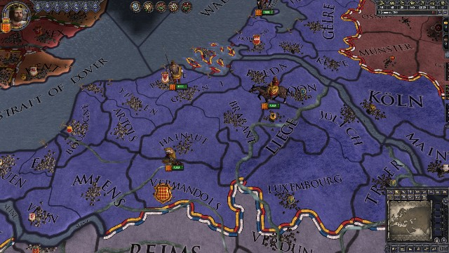 Crusader Kings 2 Horse Lords PC Games Gameplay
