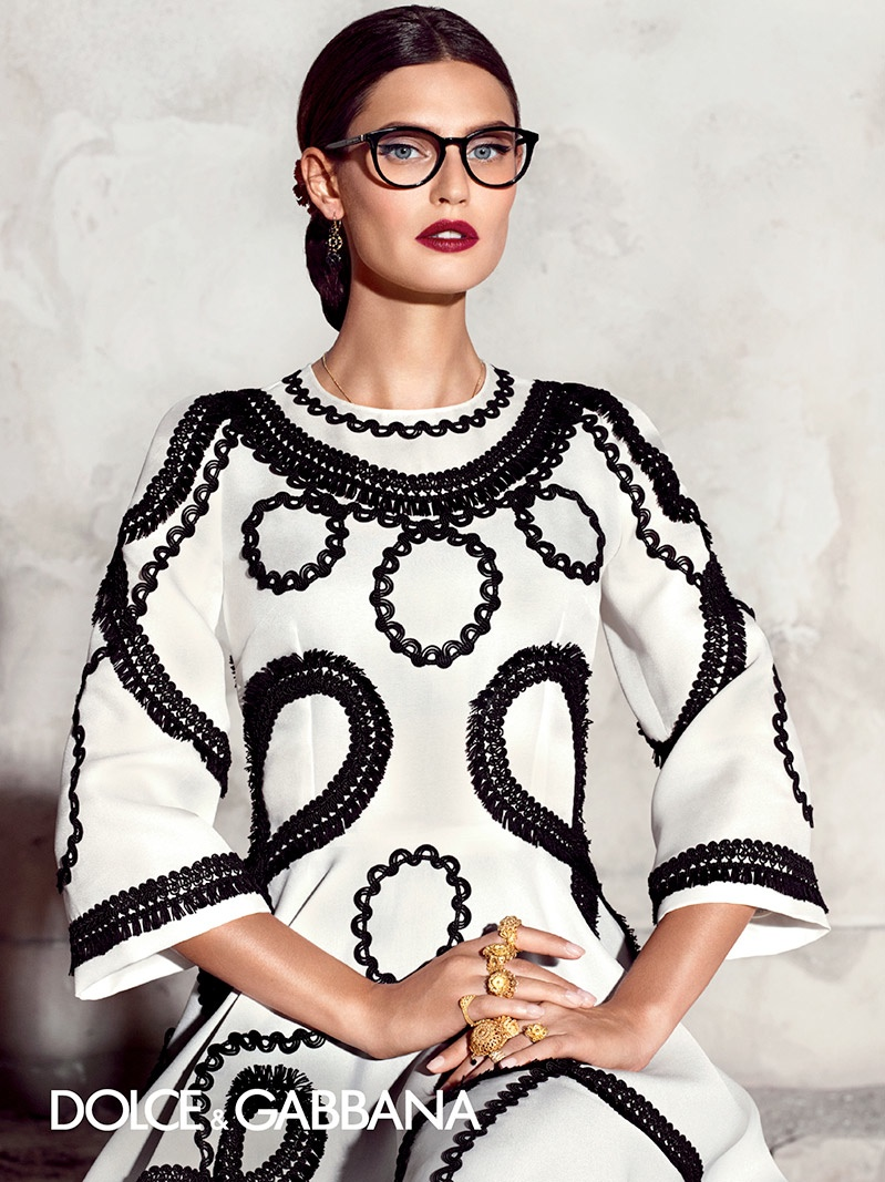La nueva campaña de gafas de Dolce & Gabbana ya está aquí | Madshion