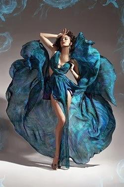 Mágicos vestidos largos