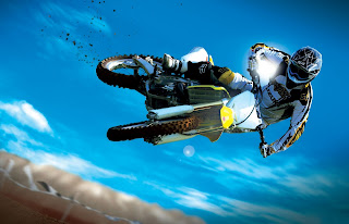 Adventure Bike Sport Wallpaper
