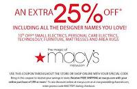 2014 Macy's Coupons