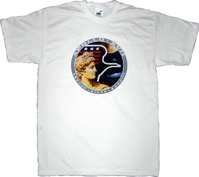 apollo XVIII nasa moon anniversary t-shirt ephemeral-t-shirts
