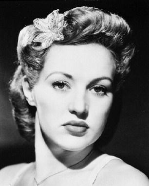 Betty Grable 1940s Hair