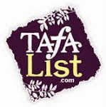 "I'm ""Smudged Textiles Studio"" on the TAFA List!"