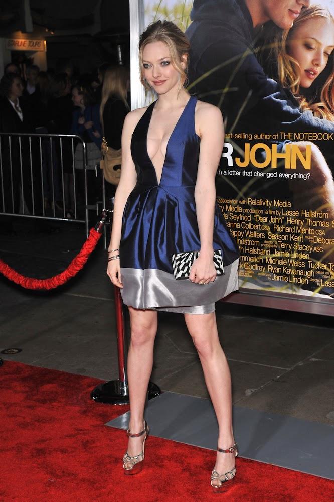 Amanda Seyfried On Premiere